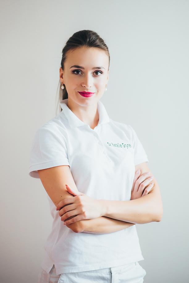 Dr. Grynenko Nataliia